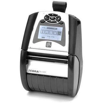 Tiskárna Zebra QLN320, Direct Thermal, BT, Ethernet, Linered Platen, 0.75 jádro QN3-AUBAEE11-00