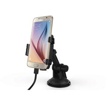 Kidigi držák do vozu s nabíjením pro Samsung Galaxy S6