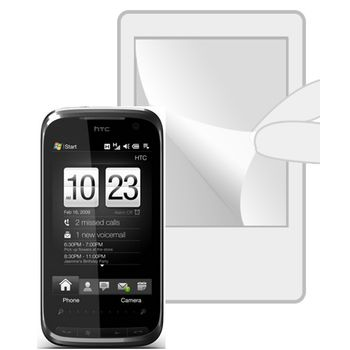 Fólie Brando antireflexní HTC Touch Pro 2 (s výřezem na fotoaparát)