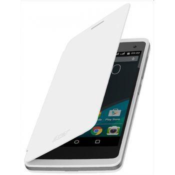 Acer flipové pouzdro pro Liquid Z220 a M220, bílé