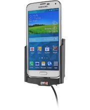 Brodit držák do auta na Samsung Galaxy S5 G900 bez pouzdra, s nabíjením z cig. zapalovače
