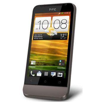 HTC One V černý + fólie na displej ScreenShield