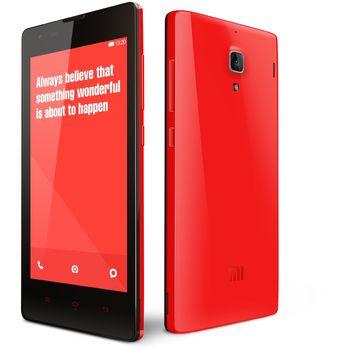 Xiaomi Redmi (Hongmi), červená