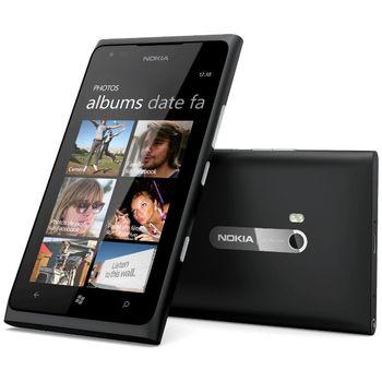 Nokia Lumia 900 Black + Pouzdro Krusell Orbit flex