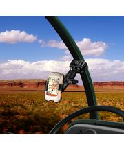 RAM Mounts držák na Garmin Dakota na motorku nebo na kolo na řídítka, Ø objímky 12,7-31,75 a 40-80 mm, sestava RAM-B-149Z-2-GA36U