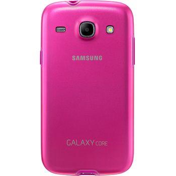 Samsung ochranné pouzdro Protective cover + EF-PI826BP pro Galaxy Core, růžová