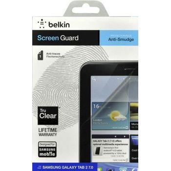 Belkin ScreenGuard protiotisková fólie pro Samsung Galaxy Tab 2 7.0 (F8N841cw)