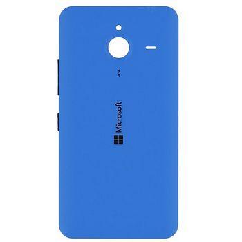 Náhradní díl na Microsoft Lumia 640 kryt baterie modrý