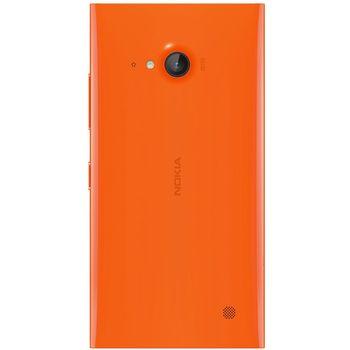 Nokia CC-3086 pevný kryt Nokia Lumia 735, oranžová