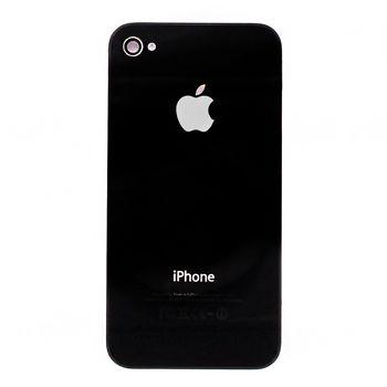 Náhradní díl zadní kryt pro iPhone 4S, černý