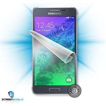 Fólie ScreenShield Samsung Galaxy Alpha - displej