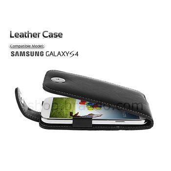 Brando kožené pouzdro Flip Top - Samsung Galaxy S4