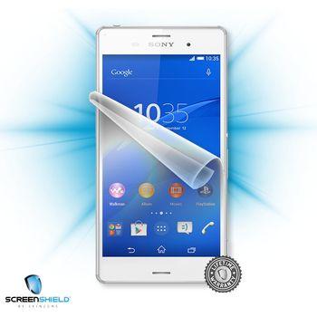 Fólie ScreenShield Sony Xperia Z3 - celé tělo