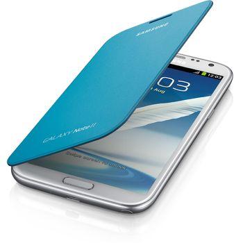 Samsung flipové pouzdro EFC-1M7FL pro Galaxy S III mini (i8190), světle modrá