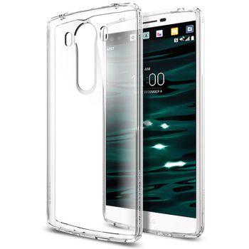 Spigen kryt Ultra Hybrid pro LG V10 H960, transparetní