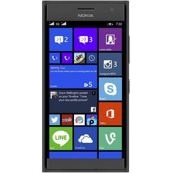 NOKIA Lumia 735 šedá rozbaleno