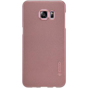 Nillkin zadní kryt Super Frosted pro Samsung G928 Galaxy S6 Edge+, růžové zlato