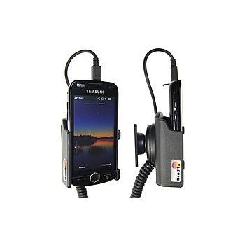 Brodit držák do auta pro Samsung Omnia II i8000 s nabíjením z cig. zapalovače