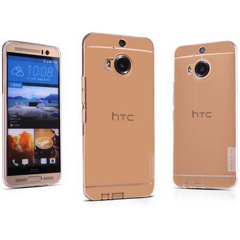Nillkin Nature TPU Pouzdro Grey pro HTC ONE M9