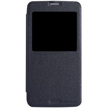 Nillkin Sparkle S-View Pouzdro pro Samsung G900 Galaxy S5, černý