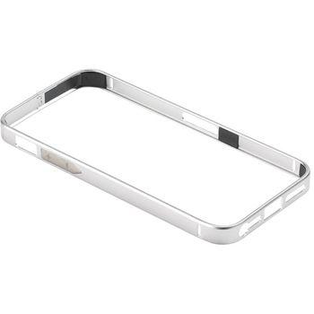 PanzerGlass ochranný hliníkový rámeček pro Apple iPhone 5/5s, stříbrný